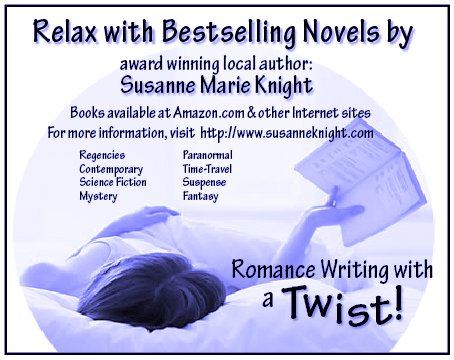 Romance Writing with a Twist! by Susanne Marie Knight