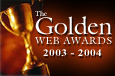 Golden Web Award Winner!